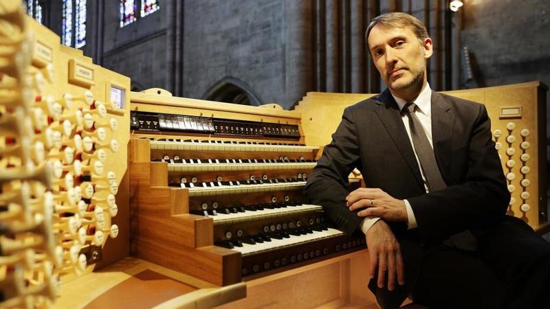 Concert de Noël : Olivier Latry