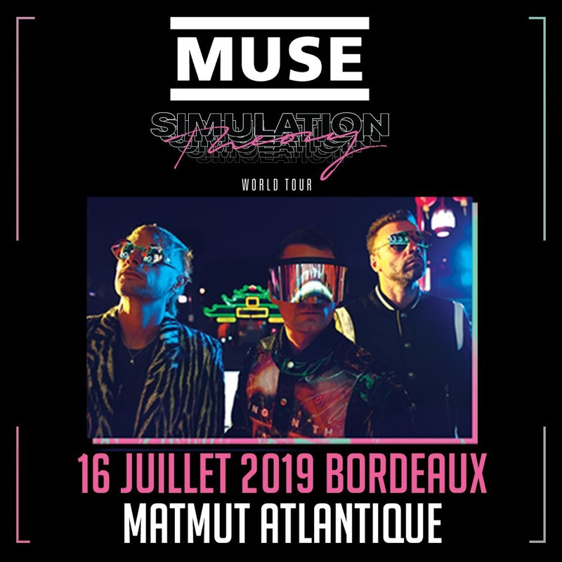 MUSE - PRESTATION SALON CARRE 1881 - 16 Juillet 2019