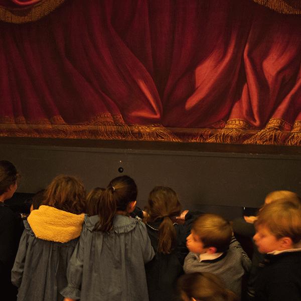 Amenez une classe à l'opéra
