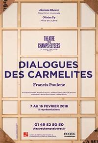 Programme Dialogues des Carmélites