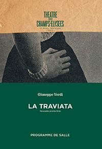 Programme La Traviata