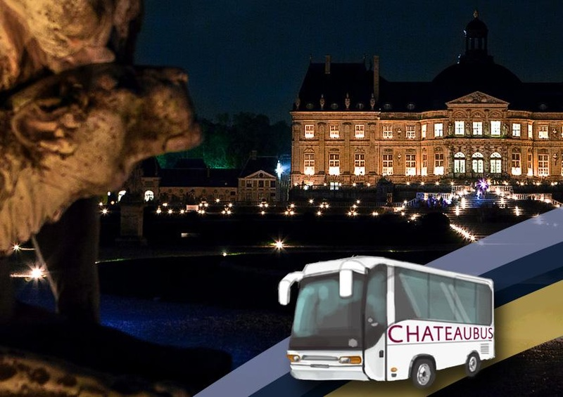 Round trip Verneuil l'Etang shuttle ticket