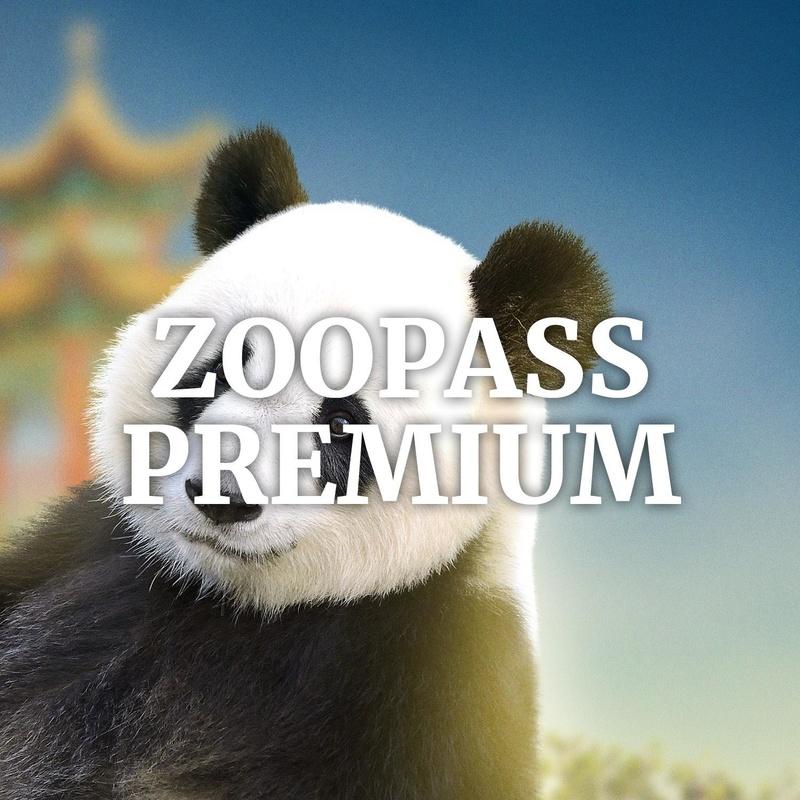 ZooPass PREMIUM 1 an