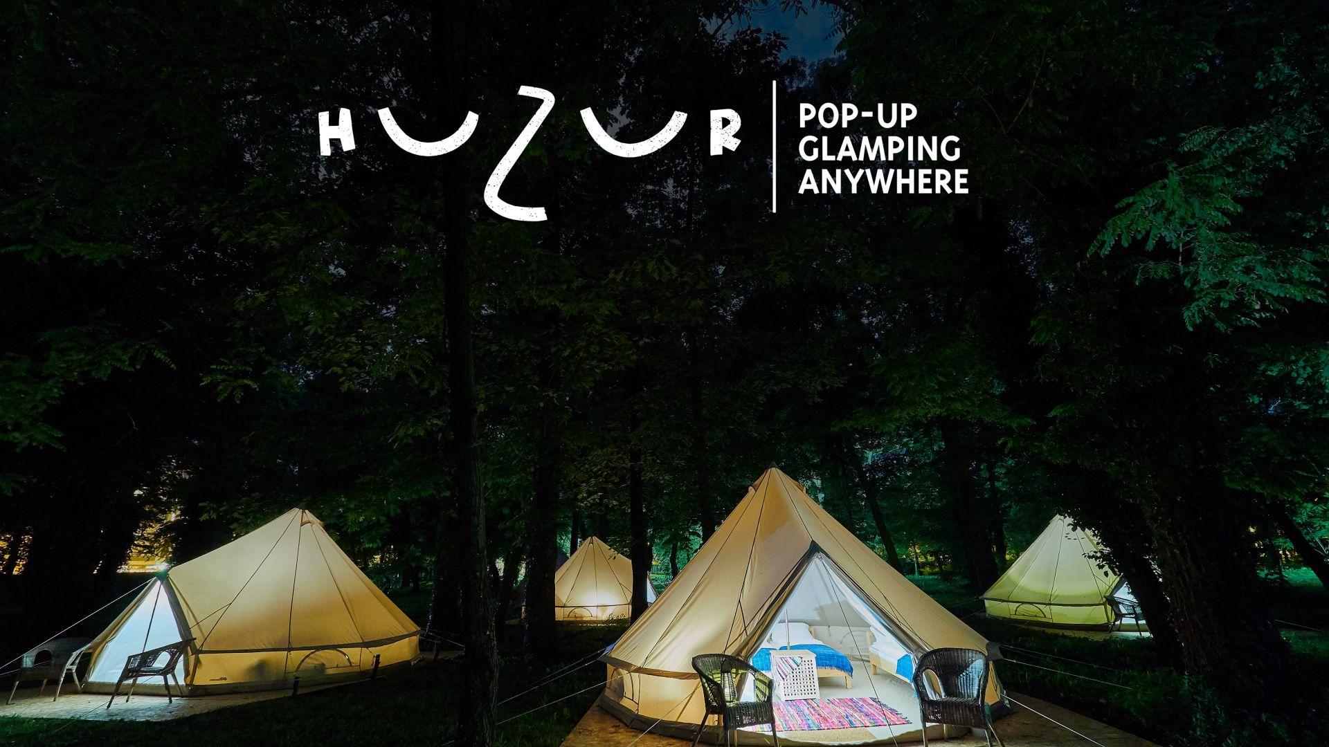 Huzur Glamping - Domeniul Stirbey Gallery