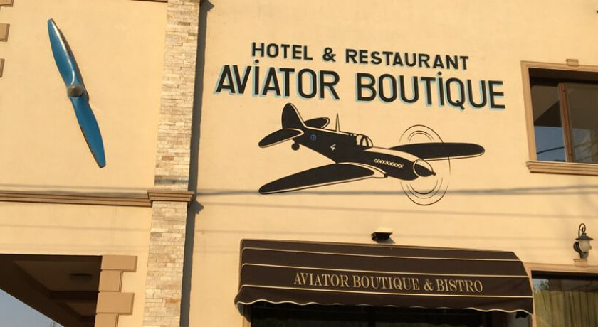 Aviator Boutique Hotel