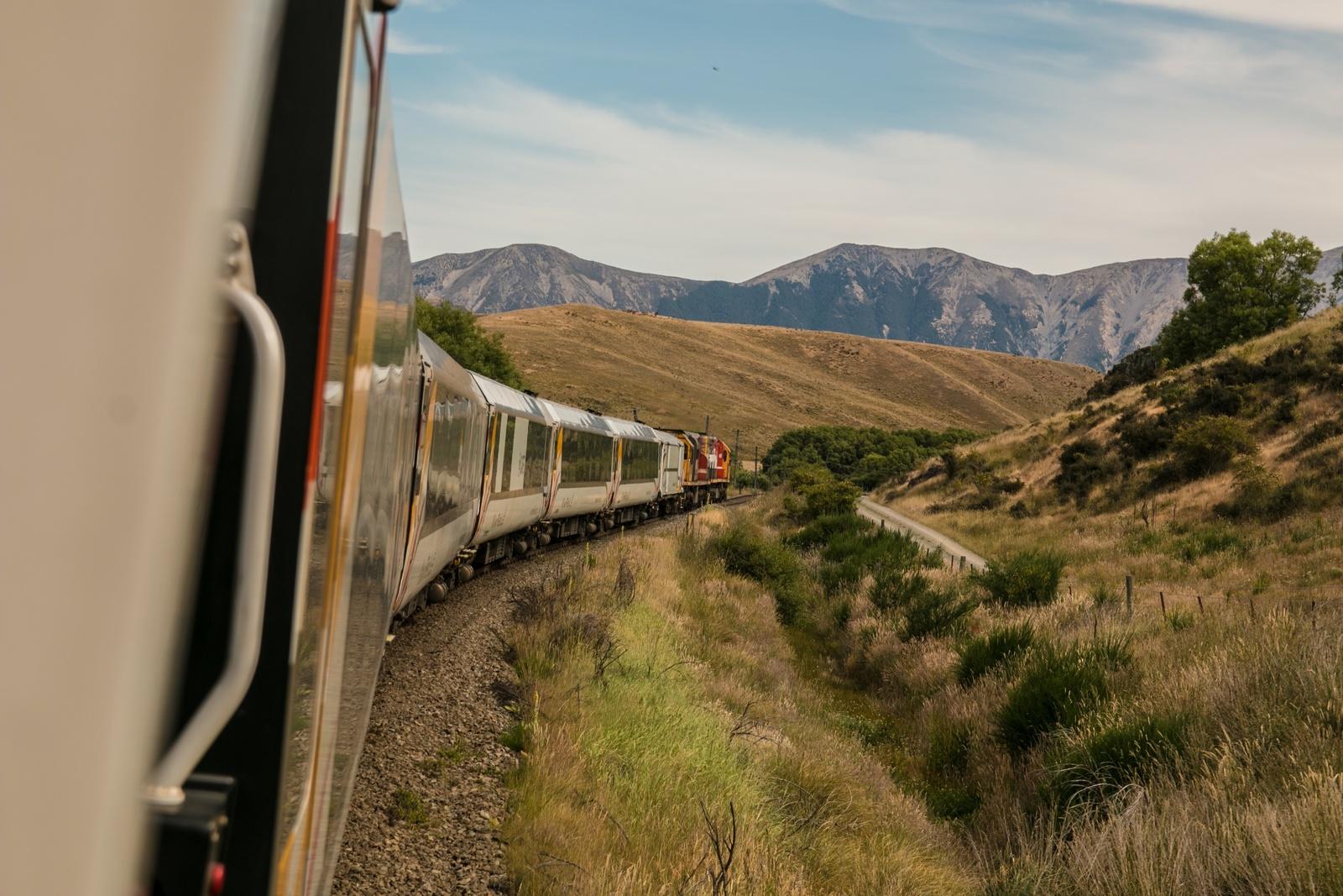 Interrail Beispielrouten