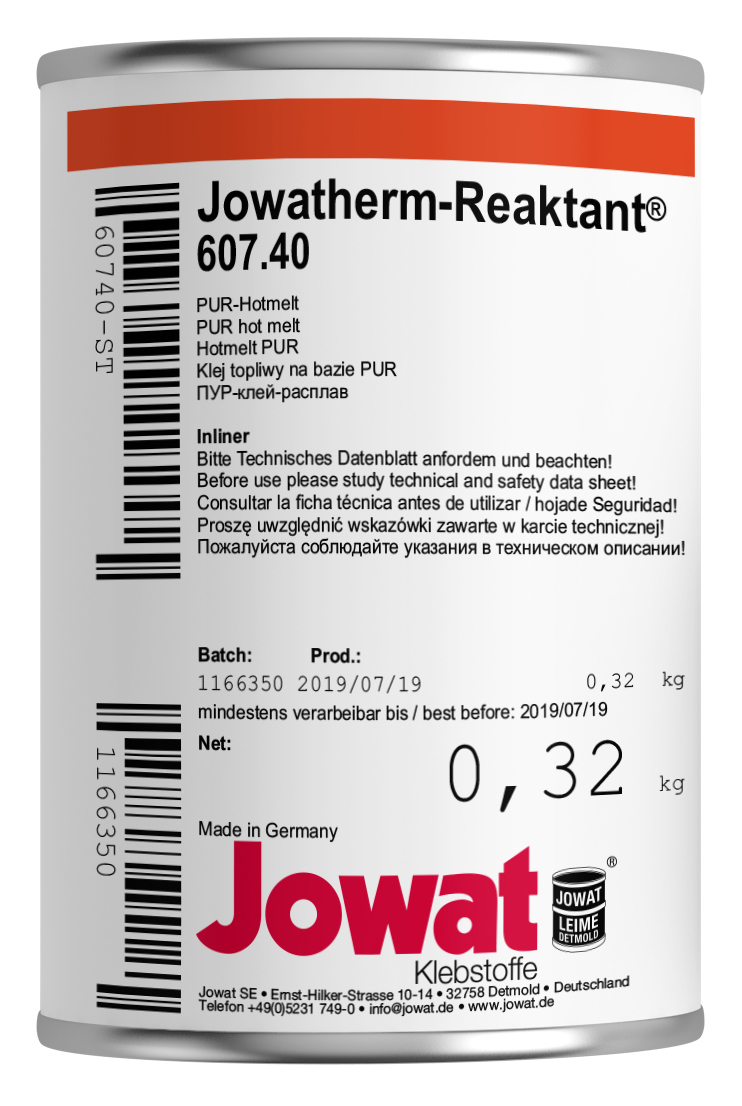 JOWATHERM 607.40 Beige - PUR Thermofusible