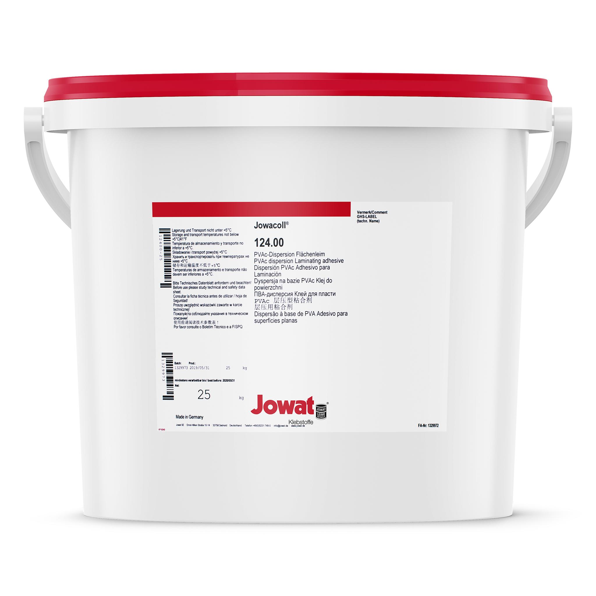 JOWACOLL 124.00 - PVAc Dispersive Adhesive