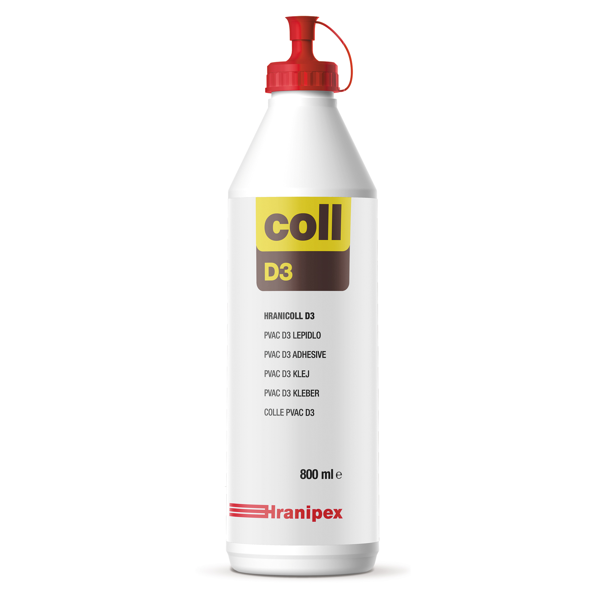 HRANICOLL D3 - PVAc Dispersive Adhesive