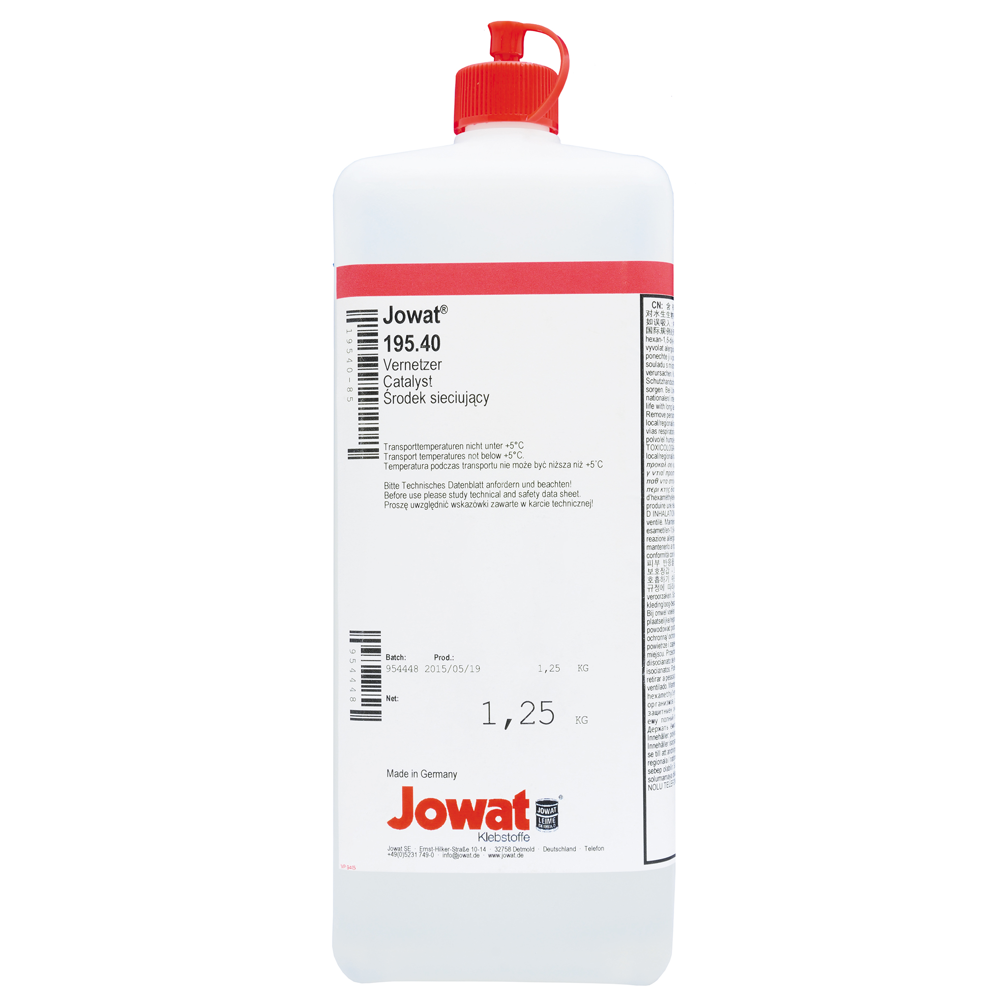JOWAT 195.40 - hardener