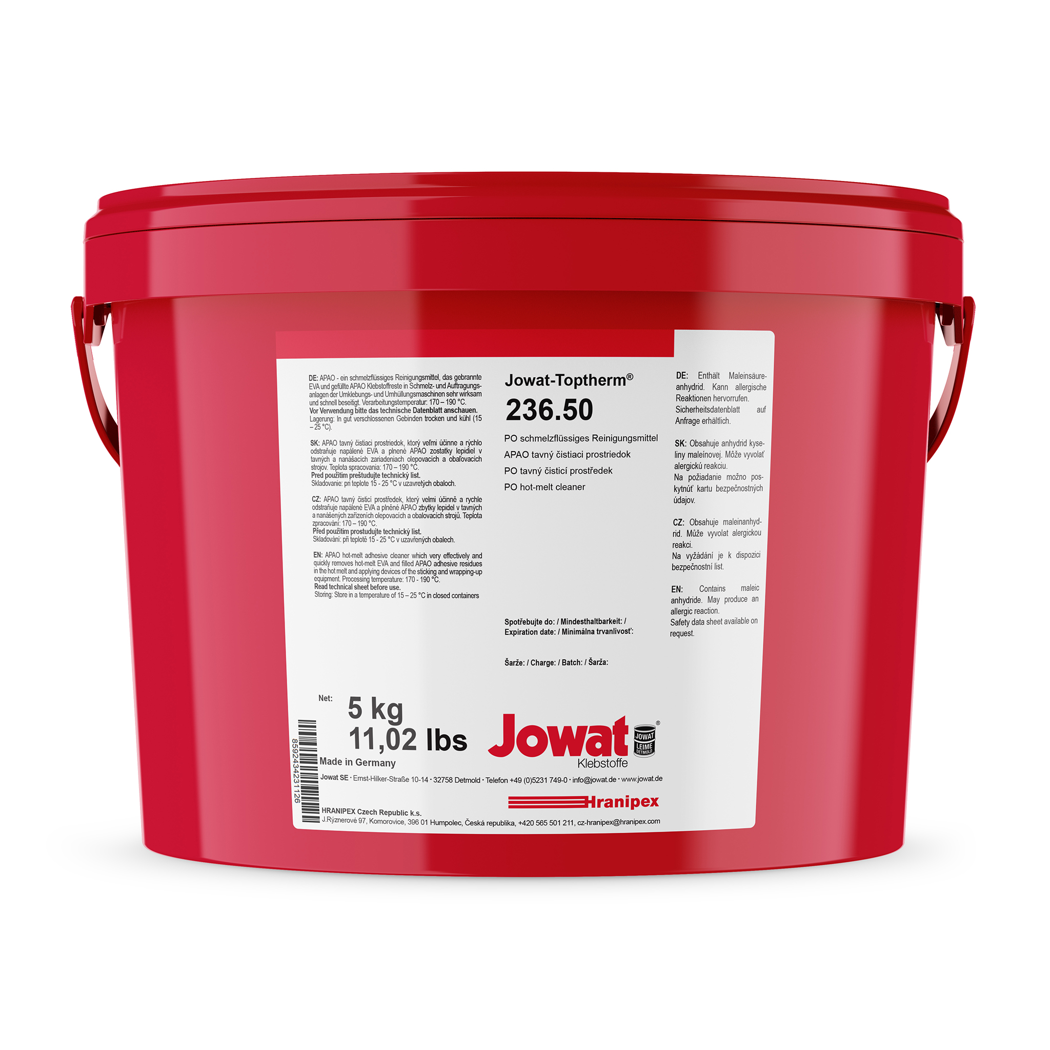 JOWATHERM 236.50 - Polyolefin