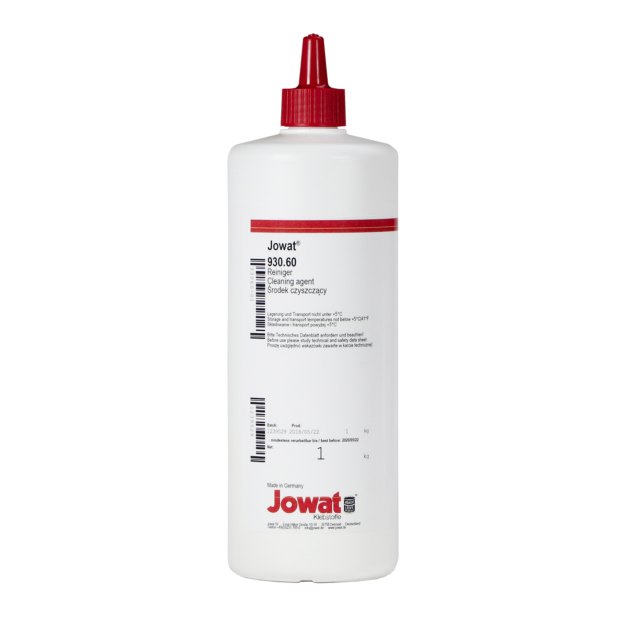 JOWAT 930.60 Cleaner