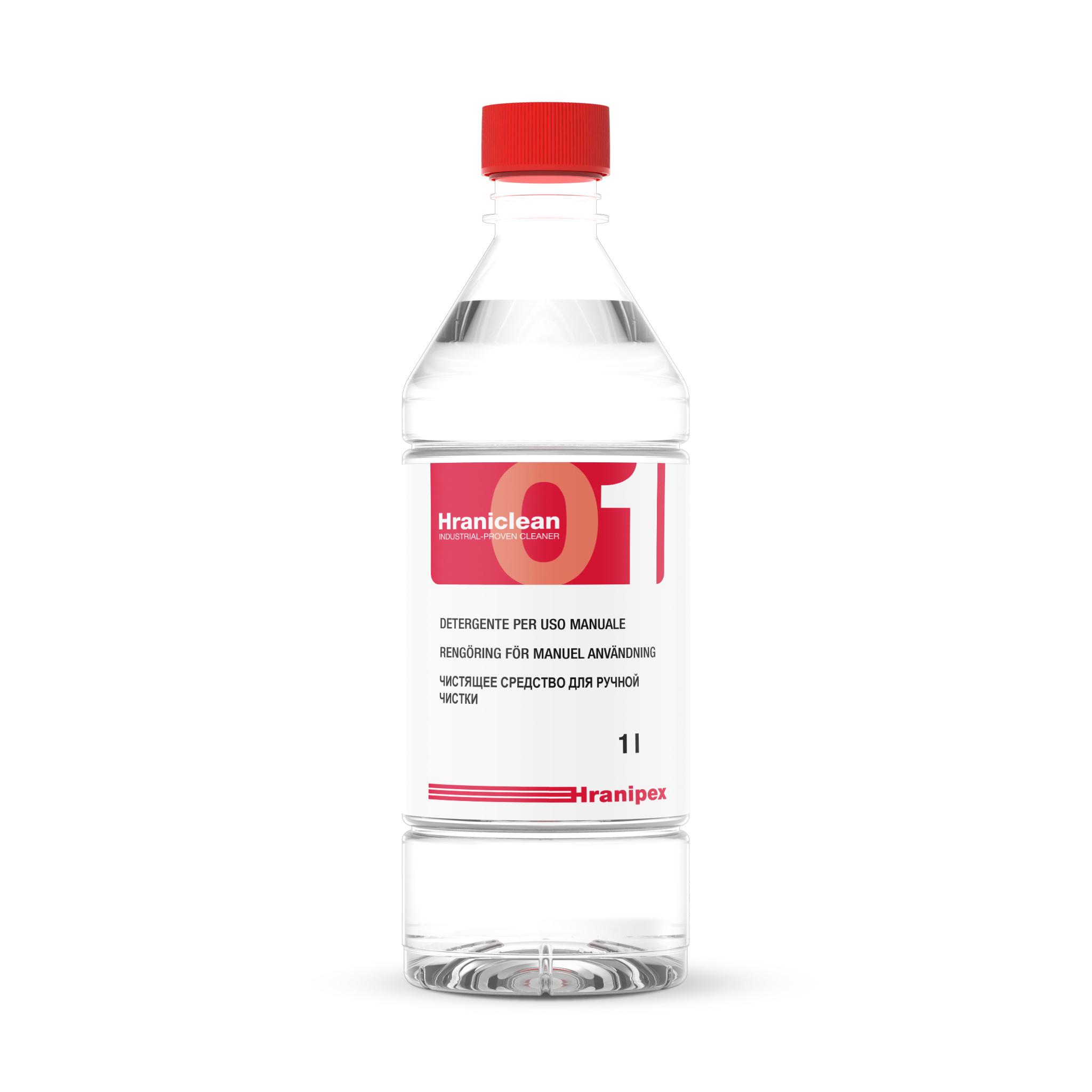 HRANICLEAN 01 Очиститель 1 l