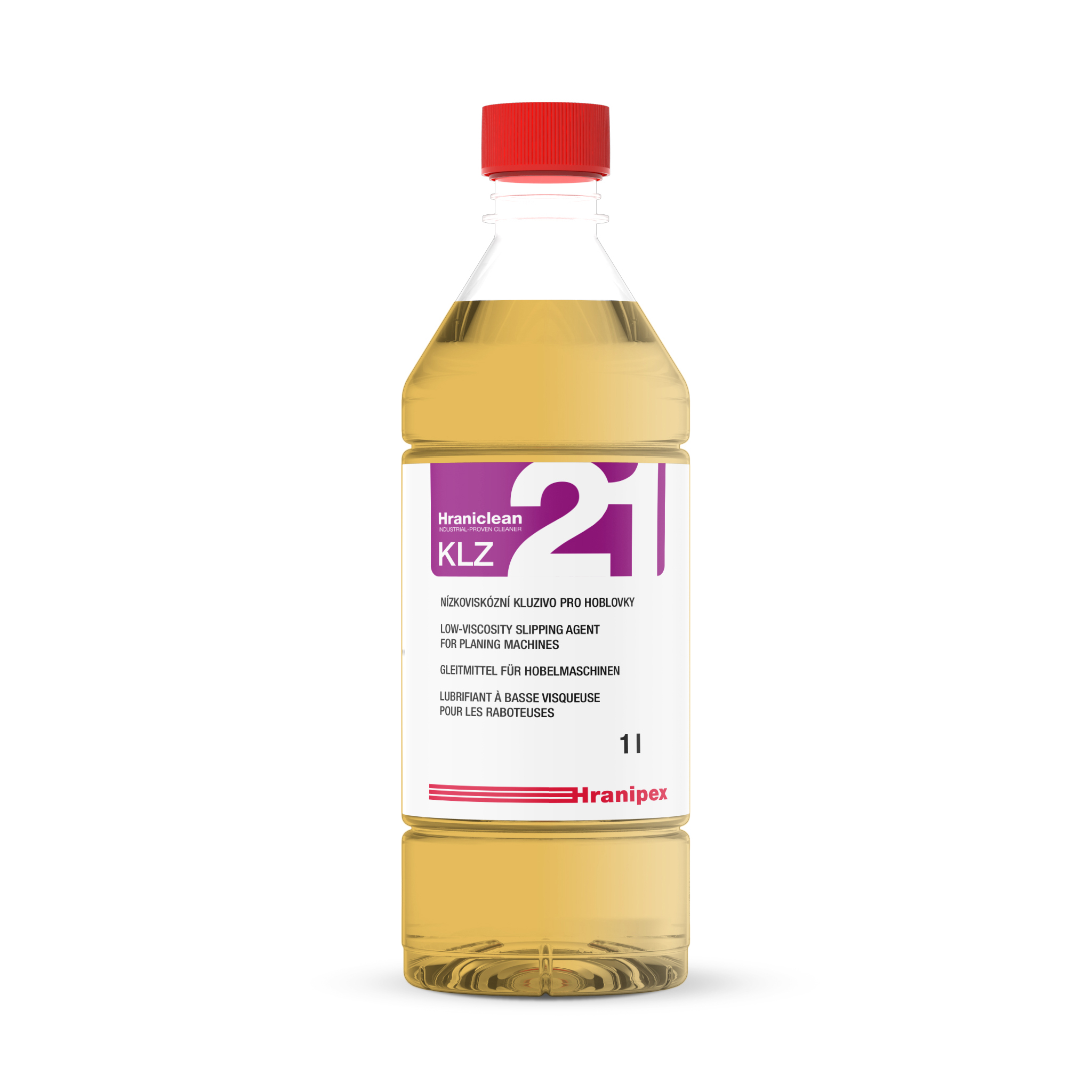 HRANICLEAN KLZ 21 Slipping Agent for Planing Machines 1 l