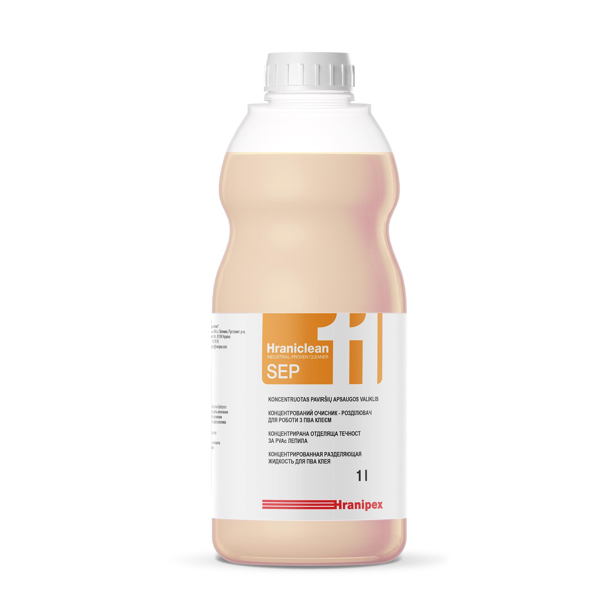 HRANICLEAN SEP 11 Защитное средство (антиадгезив)