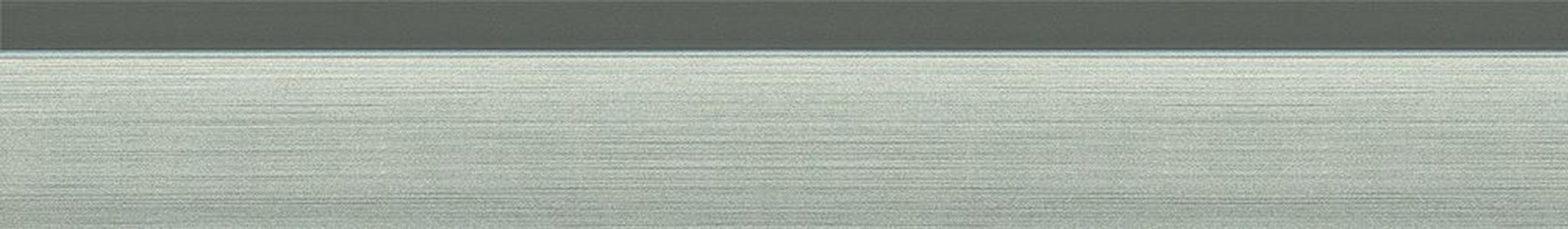HD 290947 bordo acrilico 3D acciaio-grigio