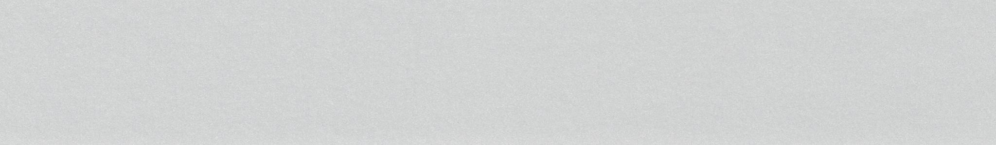 HD 49417 Melamin Kante Silber glatt