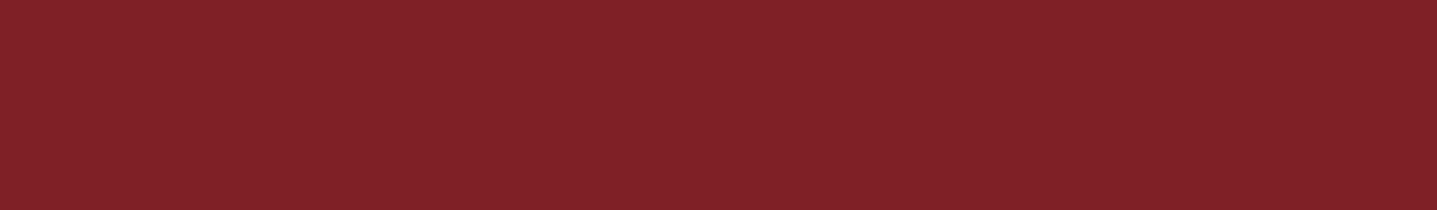 HSE 133216 кромка ABS с акрил. пленкой красная гладкая глянец 90°