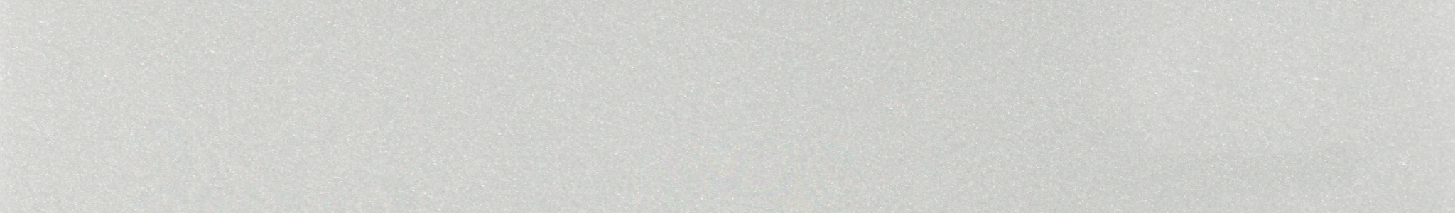 HSE 298663 ABS hrana s akryl fólií metal stříbro hladká lesk 90° Hot-Air