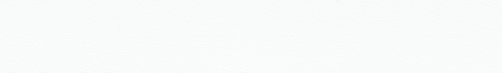 HU 101102 Кромка ABS Мел Белый - Шагрень XG