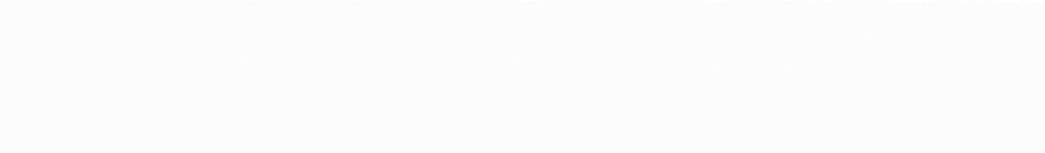 HU 101264 bordo in ABS bianco artico liscio lucido 90°