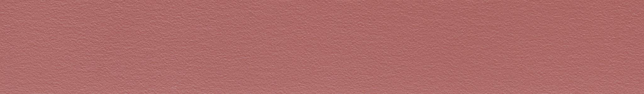 HU 130098 Кромка ABS Красный - Мягкая Шагрень 107