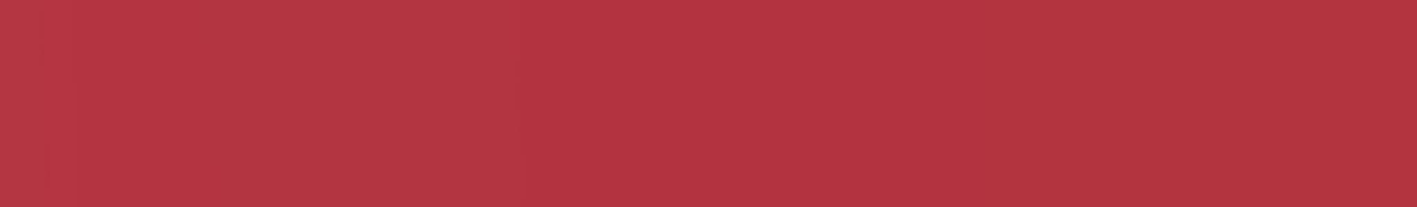 HU 130323 ABS hrana červená hladká lesk 90°