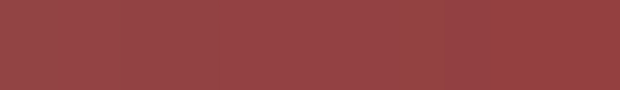 HU 132656 ABS Edge Dark Red Smooth Gloss 90°
