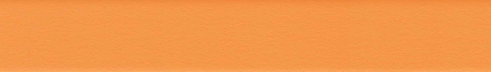 HU 142645 ABS Kante UNI Orange feinperl 107