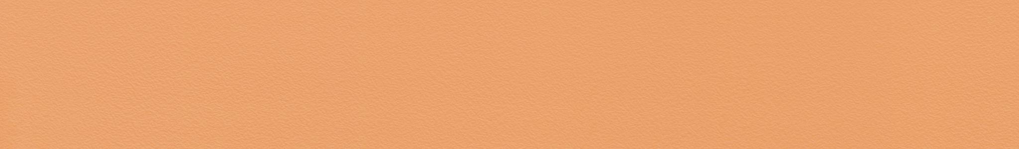 HU 146010 Кромка ABS Оранжевый - Шагрень XG