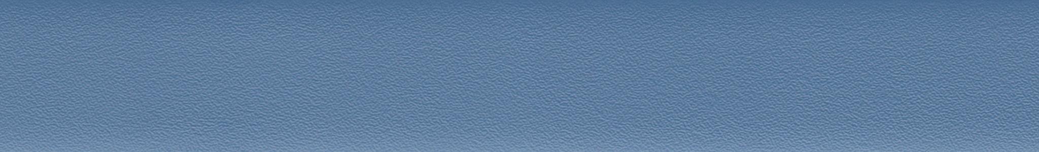 HU 15127 ABS Kante UNI Blau perl 101