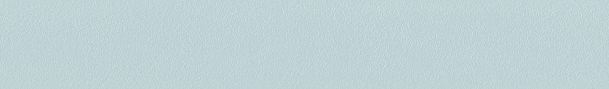 HU 153271 ABS Kante UNI Eis Blau perl 101