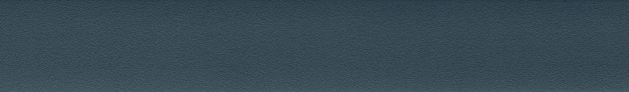 HU 15599 ABS Kante UNI Blau Indigo soft perl XG