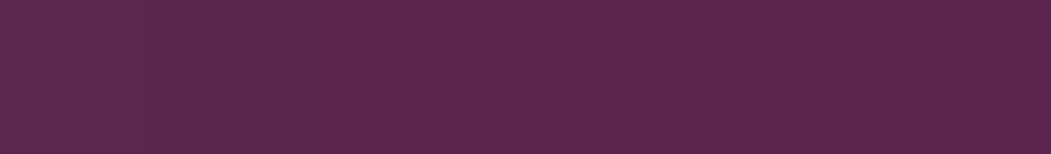 HU 15622 Chant ABS Violet Lisse Brillant 90°