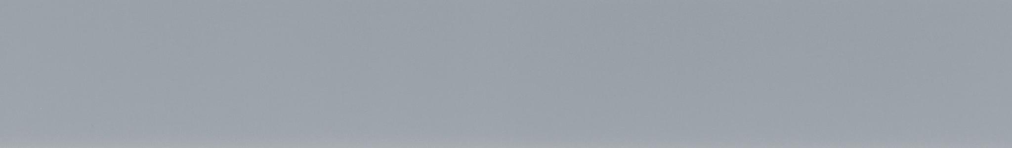 HU 17732 кромка ABS серая гладкая матовая