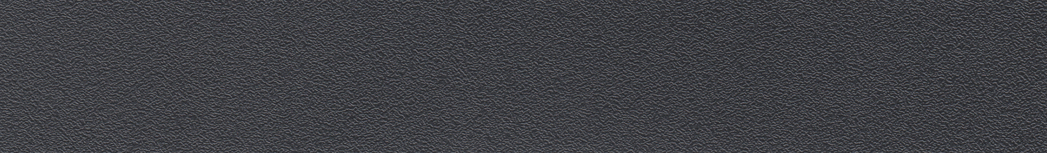 HU 191200 Кромка ABS Вулканический Черный - Шагрень XG