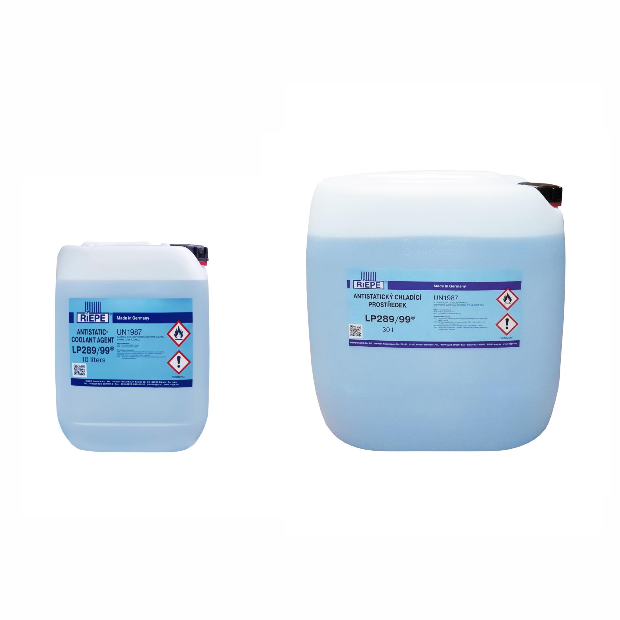 LP 289/99 RI 403 Antistatický chladicí prostředek