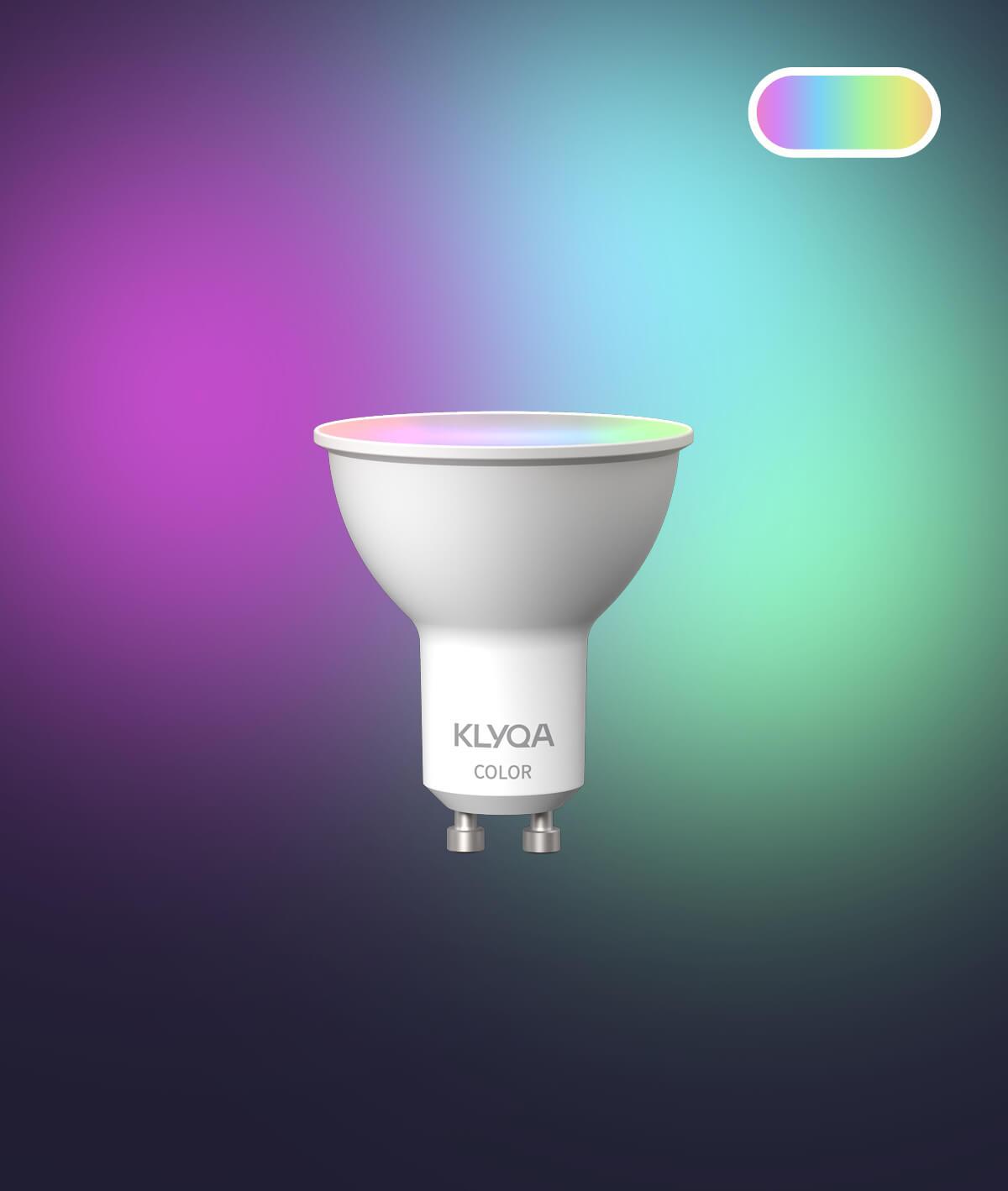 GU10 Color Strahler