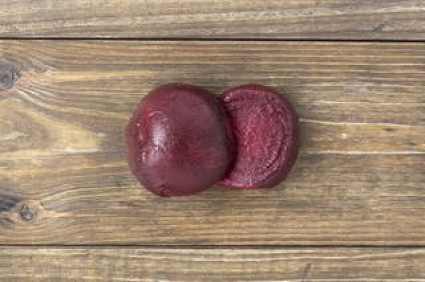Barbabietola rossa cotta