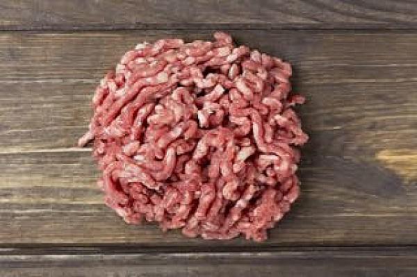 Carne di manzo magra macinata