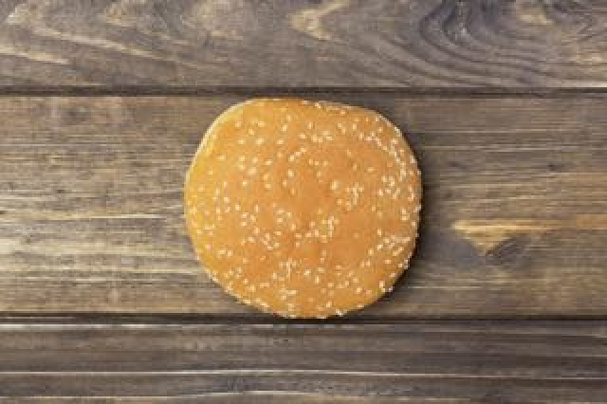 Panino per hamburger sacchetto 2pz