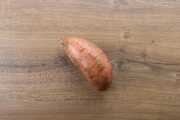 Patata dolce arancione