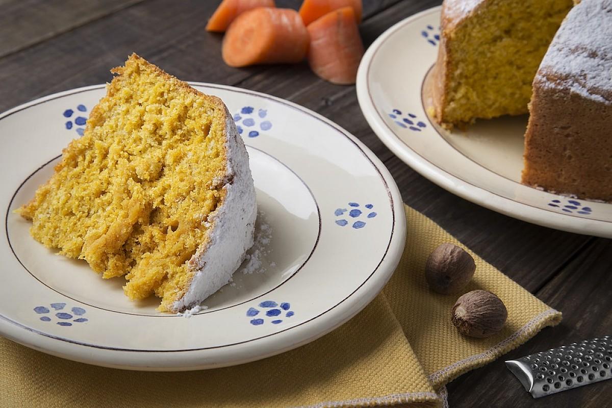 Carrot cake speziata