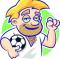 100% fussballparty von feierfreund