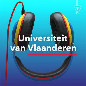 De Universiteit van Vlaanderen Podcast logo