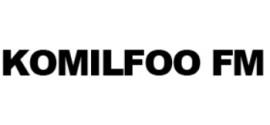 Komilfoo FM | Live en online naar de stream luisteren