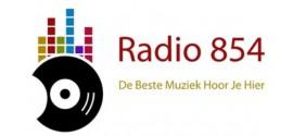 Radio 854 | Live en online naar de stream luisteren