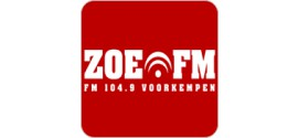 Zoe FM | Live en online naar de stream luisteren