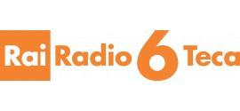 Rai Radio 6 Teca | Ascolta Rai Radio 6 Teca online in diretta streaming