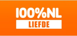 100% NL Liefde | Live en online naar de stream luisteren